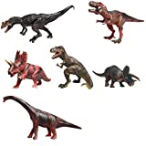 Dinosaur Model Toy Educational Simulated Realistic Toy Kids Children Great Gift Set and Party Favors...