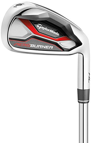 Taylor Made Products Aero burner Hl Irons - Approach Wedge Reax, 90 Steel Stiff Left -  B1259509