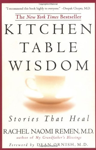 Cover of Kitchen Table Wisdom: Stories That Heal