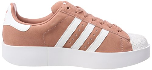 Rosa Footwear Pink Metallic Ash Adidas Superstar White Gold Bold 0 Zapatillas para Mujer aXZfq