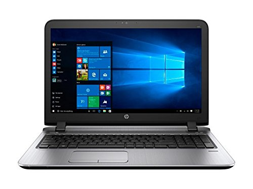 2016 HP Probook 15.6″ Premium High Performance Laptop, AMD Quad Core A10-8700P up to 3.2GHz, 16GB RAM, 1TB HDD, AMD Radeon R6 Graphics, DVD+/-RW, HDMI, VGA, Bluetooth, Wifi, Webcam, Windows 10