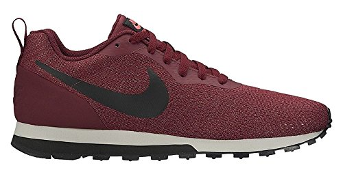 Nike MD Runner 2 Eng Mesh 916774 601 Herren Running Red/Black