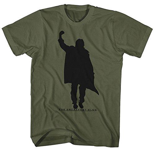 Breakfast Club Movie Fist Pump 2 Adult T-Shirt Tee