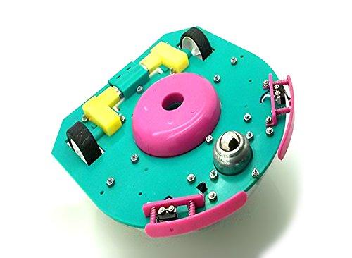 HobbyKing - EK2200 Robot Vacuum Cleaner - DIY Maker Booole