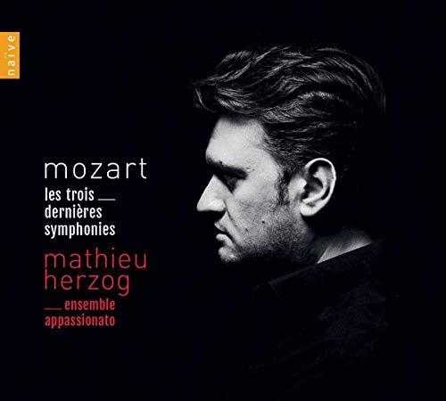 Mozart: The Three Last Symphonies