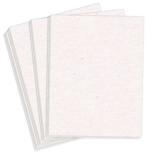 Environment Willow Smooth Paper - 8 1/2 x 11, 80lb Text, 4000 Pack