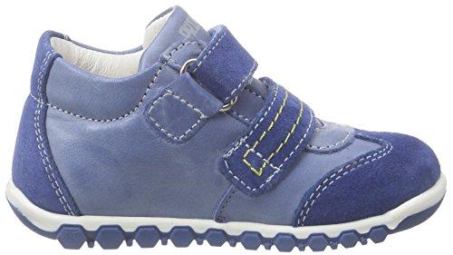 Primigi Heligan Baby Jungen Lauflernschuhe Blau (BLUETTE/BLUETTE)