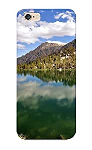 Awesome F2c0e441128 Standinmyside Defender Tpu Hard Case Cover For Iphone 6 Plus- Crystal Clear Lake