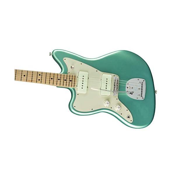 Fender American Pro Jazzmaster Limited Left-Handed – MN – Mystic Seafoam