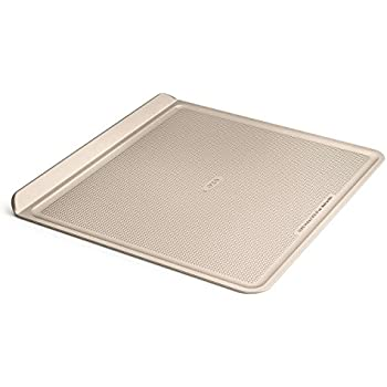 Oxo Good Grips 11160000UK Non-Stick Pro Baking Sheet, Gold, 35 x 37 x 3 cm