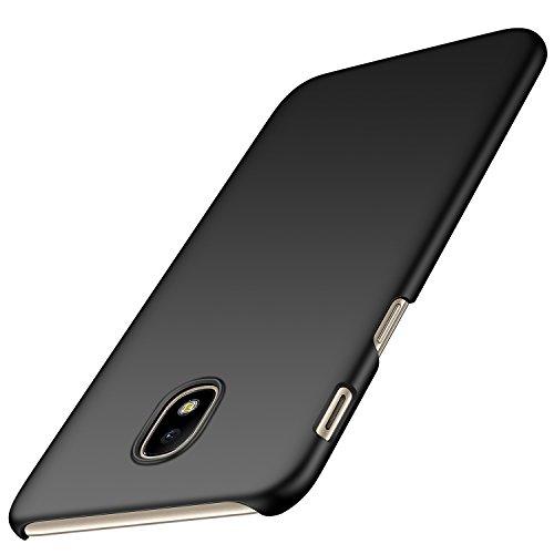 Anccer Galaxy J3 2018, J3V J3 V 3rd Gen,Express Prime 3, J3 Star, J3 Achieve, Amp Prime 3 Case [Colorful Series] [Ultra-Thin] [Anti-Drop] Premium Material Slim Cover for Samsung Galaxy J3 2018 (Dark)