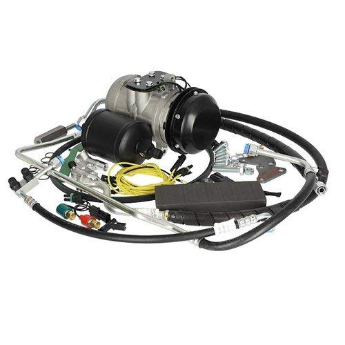 - All States Ag Parts Air Conditioning Compressor Conversion Kit Compatible with John Deere 4840 4230 4040 4430 4240 4640 4630 4440 RE233249SPL