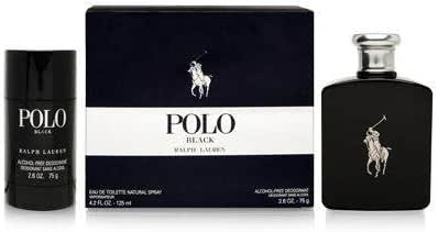 Polo black lote 2 pz: Amazon.es: Belleza