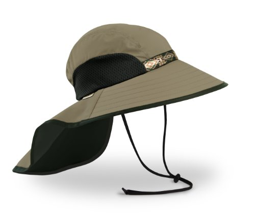 Sunday Afternoons Adventure Hat, Medium, Sand/Black