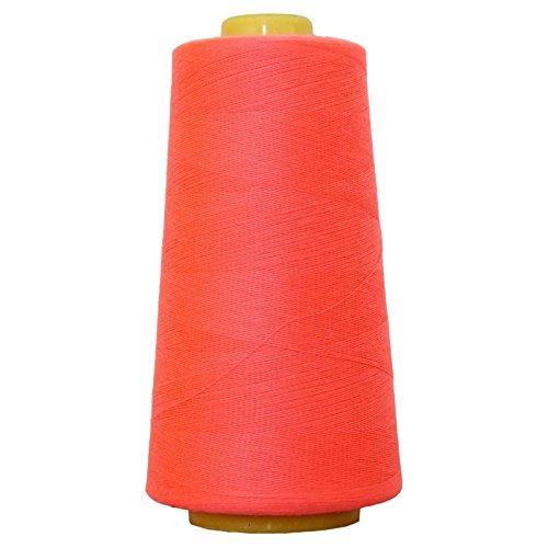 coral serger thread - 8