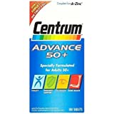 Centrum Advance 50 Plus Complete A-Z Multivitamins, 100 Tablets