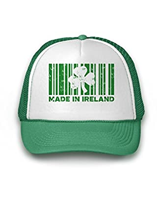 Awkward Styles ST. Patrick's Day Irish Hat ST. Paddy's Day Trucker Hat Mash Cap