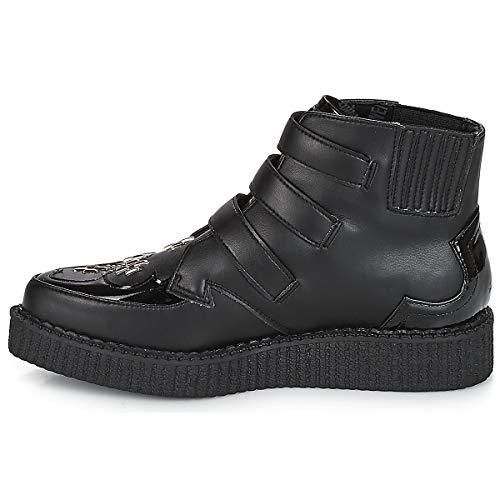 u Noir k Tukskin Femmes Occidentale De Botte T Pointue Shoes Hommes HSqxw7BBW