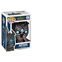 Funko Pop Games World of Warcraft Arthas Vinyl Figure