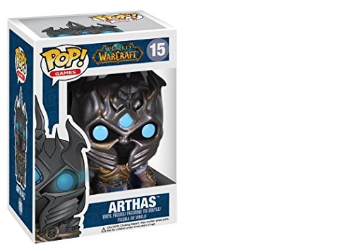 Funko POP World of Warcraft Arthas Vinyl Figure