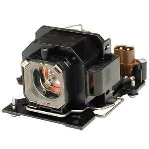 PHROG7 lampara de proyector para HITACHI DT00781 - HITACHI CP-RX70, CP-X1, CP-X2, CP-X253, CP-X4, ED-X20, ED-X22, HCP-60X, HCP-70X, HCP-75X, HCP-76X, MP-J1, MP-J1EF