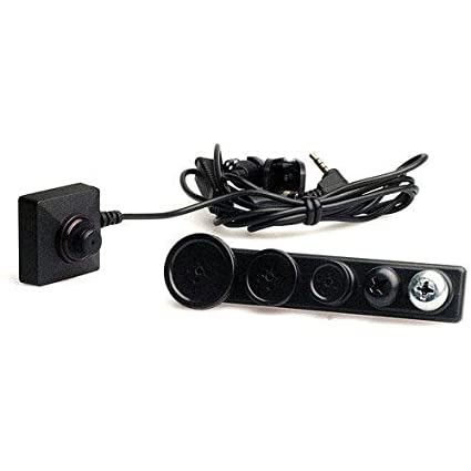 b2f0fa770651 Amazon.com : KJB C1020 Button & Screw Wired CCD Color Camera Set : Spy  Cameras : Camera & Photo