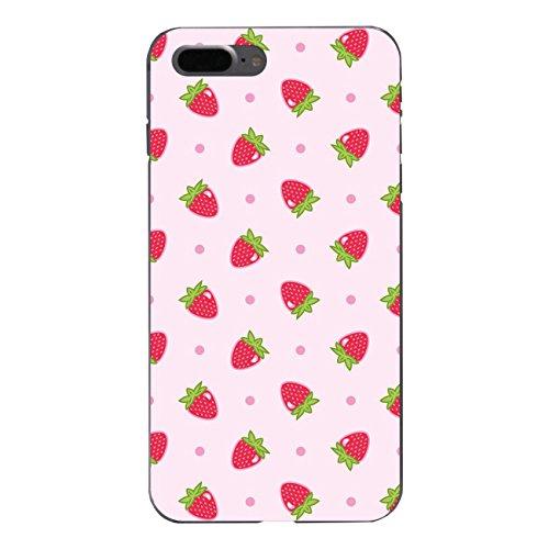 """Disagu SF-sdi-5317_1144#zub_cc6758 Design Schutzhülle für Apple iPhone 7 Plus - Motiv """"Erdbeeren 02"""""""