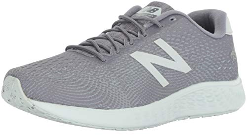 New Balance Women's Arishi Next V1 Fresh Foam Running Shoe, Grey, 6.5 B US