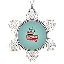 Large Christmas Tree Snowflake Ornaments Enjoy homemade happiness now gluten free Make Your Own Christmas Tree Decorations
