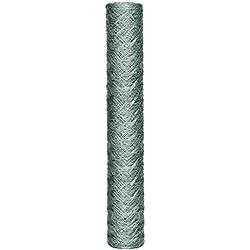 Garden Zone 60x150 2-Inch Galvanized Hex Netting