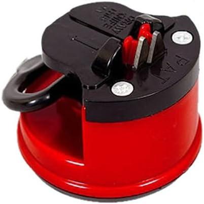 刃物 ナイフ 包丁 研ぎ器 シャープナー 切れ味 復活 プロ 万能 クイック 吸盤 固定 ホールド 安全 簡単 TEC-SHARPEND