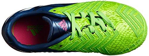 adidas Predator Absolado Instinct EN J m20138Indoor Botas de fútbol de niños/niños zapatillas de fútbol azul Azul