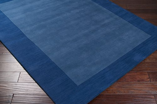 picture of Mystique Collection Area Rug (Sapphire Blue) (0.63H x 9'W x 13'D)
