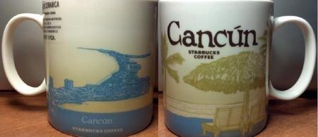 Starbucks Global Icon Cancun (Mexico) Coffee Mug