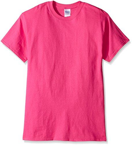 Gildan para hombre Ultra algodón camiseta de algodón 100% Heliconia