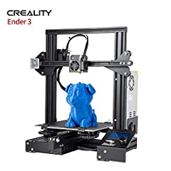 We are the Professional Creality 3D Printer Amazon Store, Professional customer service has always been a cornerst one of our company philosophy.Additionaly,we provide a 1-year limited warranty and lifetime technical assistance.Ender3 Machine...