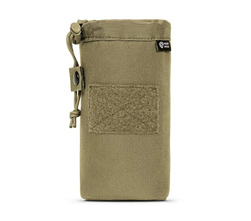 - Mission Critical Insulated Bottle Pouch - Coyote