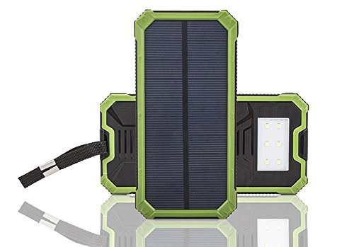 Solar Powered Cellphone Charger Case - 9