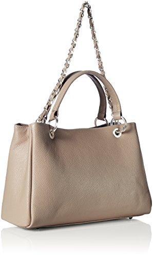 Bags4Less Dublin - Shoppers y bolsos de hombro Mujer Marrón (Taupe)