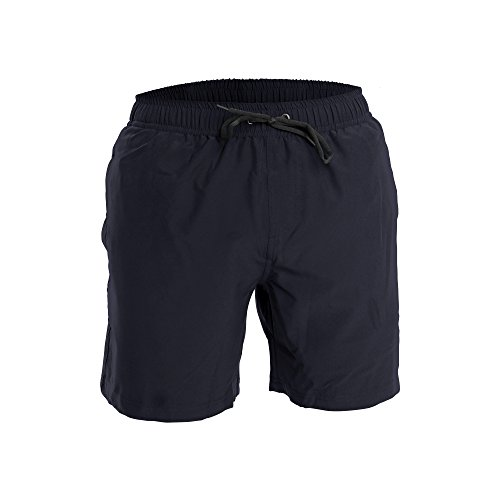 Men's Swim Trunks and Workout Shorts - XL - Navy - Perfect Swimsuit or Athletic Shorts for The Beach, Lifting, Running, Surfing, Pool, Gym. Boardshorts, Swimwear/Swim Suit for Adults, Men's Boys ()