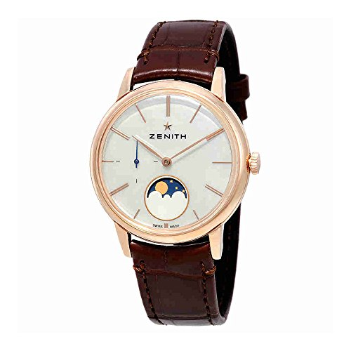 Zenith Elite Ultra Thin Lady Moonphase Watch 18.2320.692/80.C713
