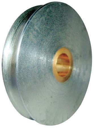 Sheave, Wire Rope, 6000 lb Cap., 6 In. OD
