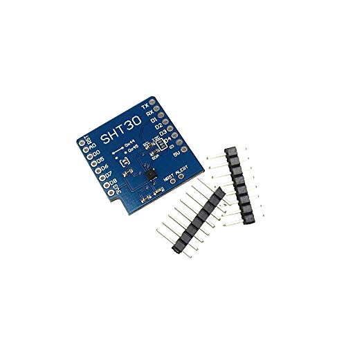 Price comparison product image Tonglura SHT30 Shield for D1 Mini OR ESP32 Mini KIT SHT30 I2C Digital Temperature and Humidity Sensor Module