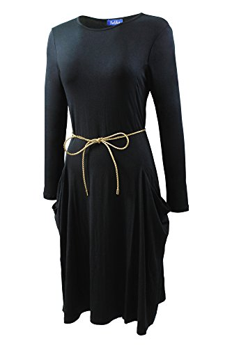 Gold Braided Belt (Stylish Womens belts Obi Wrap Around Braided Rope Dress Leather Cinch Gold skinny fit Thins Out Ladies)