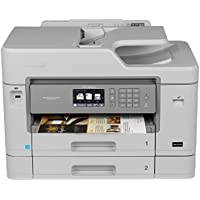 Brother MFC-J5930DW Color Inkjet All-in-One Printer with Duplex