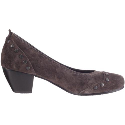 Gris Mujer Ante Para Zapatos De Högl qzgXII