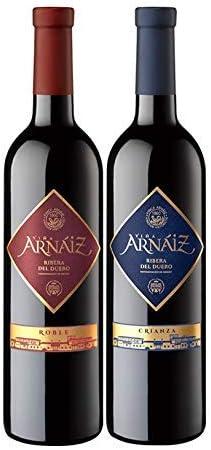 Estuche de D.O 3 Erres Surtido de 6 Vinos con D.O Rueda, D.O Ribera del Duero y D.O Rioja, 6 Botellas x 75 cl