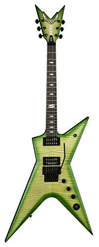 Dean STHF DS Stealth Floyd FM Solid-Body Electric Guitar, Di