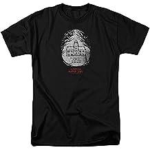 American Horror Story Roanoke Badge T-Shirt