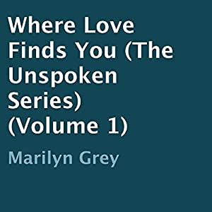 Where Love Finds You Audiobook
